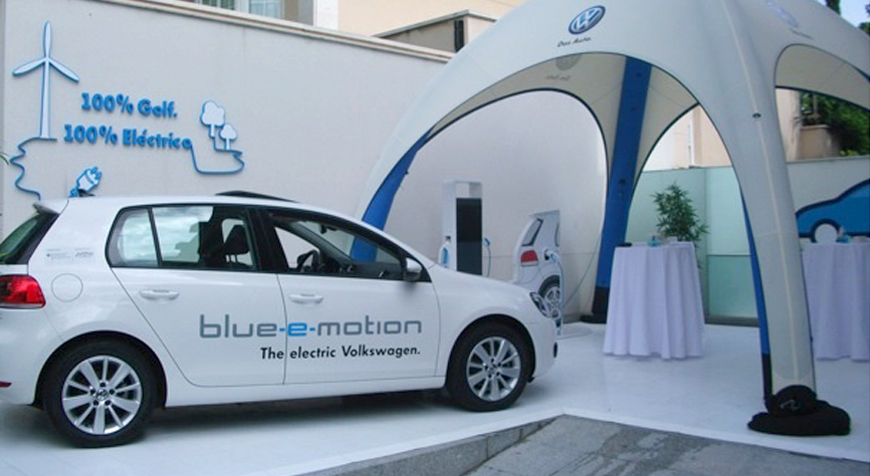 VW - GOLF-BLUE-E-MOTION-FLOTTE